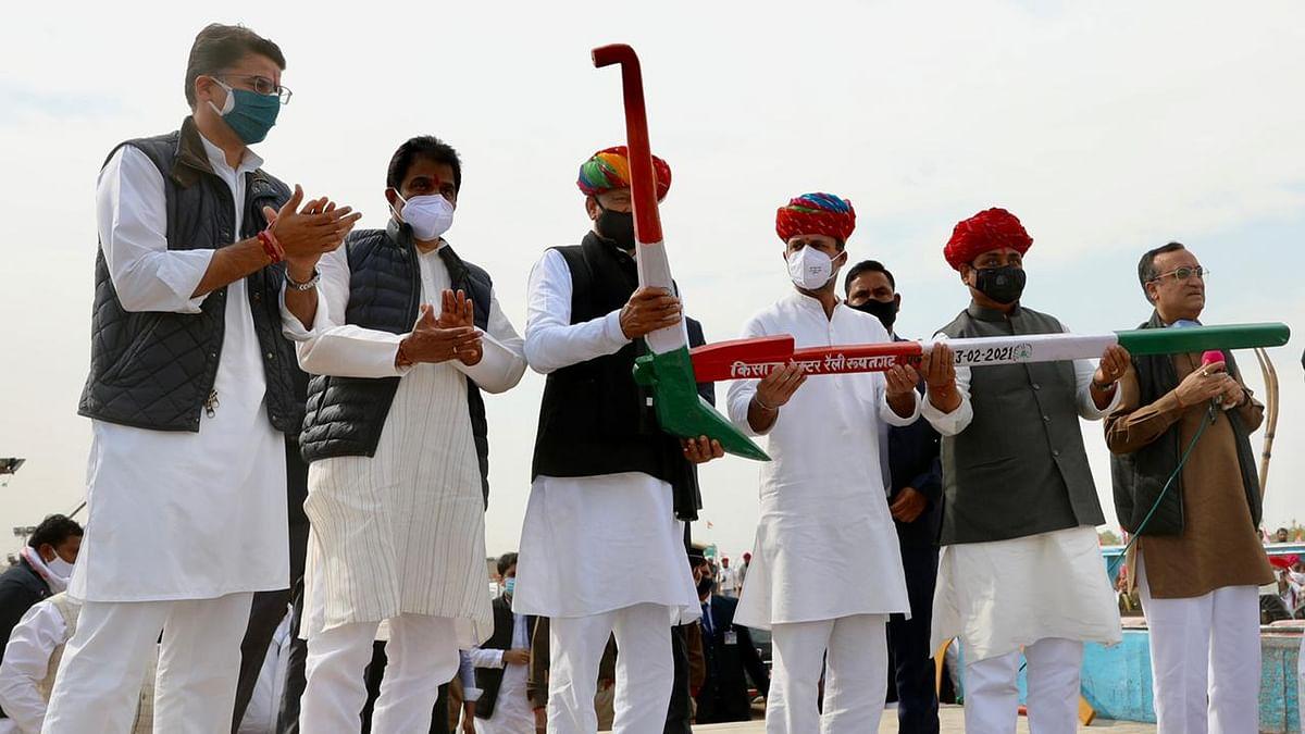 نئے زرعی قوانین سے 40 فیصد آبادی کو بے روزگار کرنے کی ہو رہی سازش: راہل