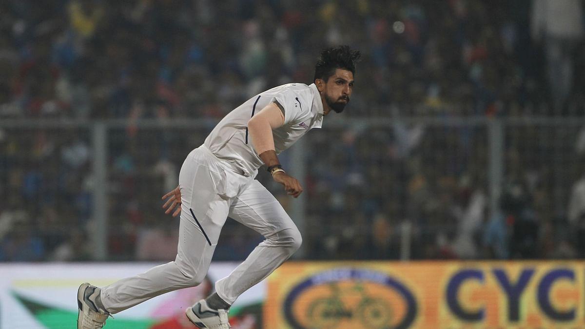 ایشانت شرما ٹسٹ کرکٹ میں 100 ٹسٹ کھیلنے والے 11 ویں ہندوستانی کھلاڑی