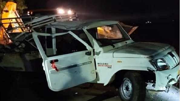 اوڈیشہ میں شدید سڑک حادثہ، 9 افراد ہلاک، 13 زخمی