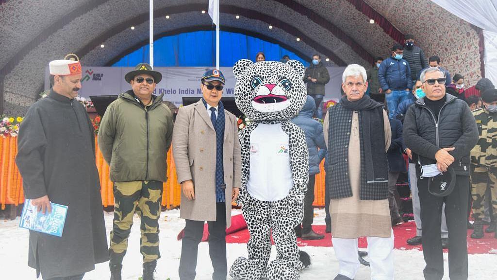 وادی کشمیر: گلمرگ میں 'کھیلو انڈیا' کا دوسرا ایڈیشن شروع، وزیر اعظم مودی کے ذریعے افتتاح