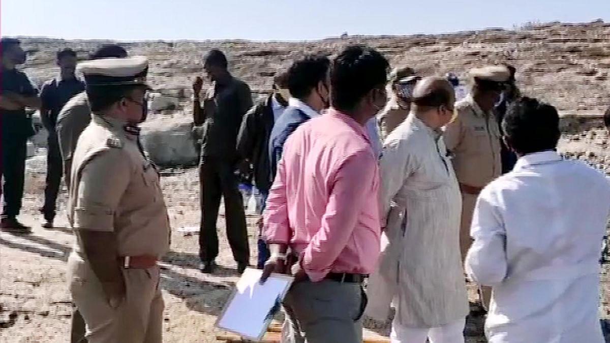 کرناٹک: جیلیٹن راڈ میں دھماکے سے چھ افراد ہلاک