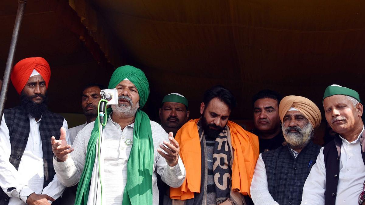 بی جے پی کے 'مشن الیکشن' کو کسان دیں گے جھٹکا، بنگال جانے کی تیاری!