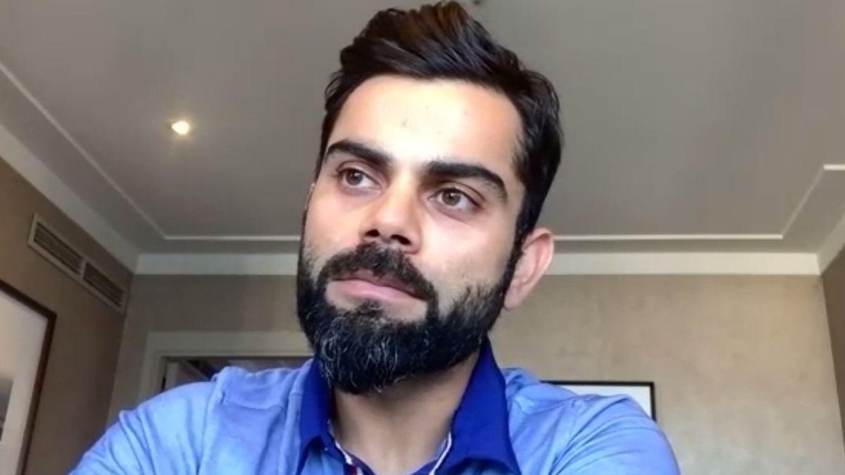 وراٹ کوہلی کے میسیج سے جذباتی ہوا ابھرتا کرکٹر محمد اظہر الدین