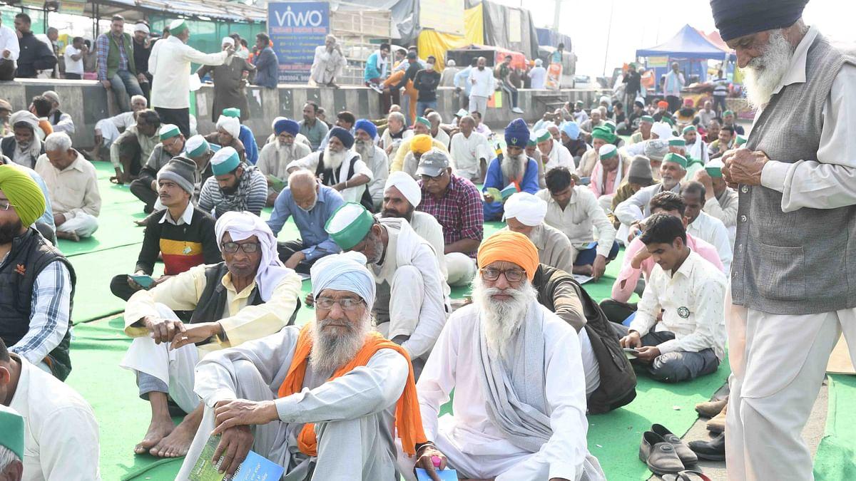 کسان تحریک : دہلی بارڈرس پر مظاہرین کی کم ہوتی تعداد کی اصل وجہ آئی سامنے!