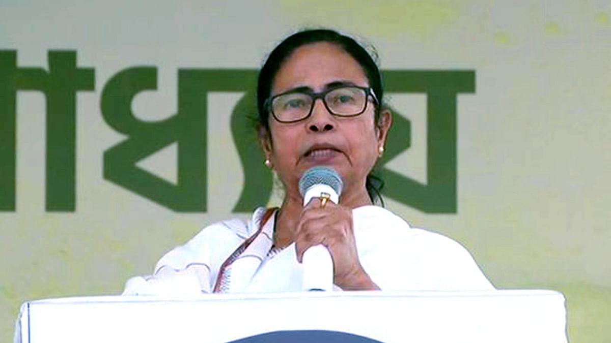 وزیر اعلیٰ مغربی بنگال ممتا بنرجی / تصویر بشکریہ ٹوئتر  / @ANI