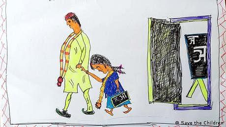 بھارت کا باآسانی اکھاڑنے اور دوبارہ تعمیر کیے جانے والا اسکول