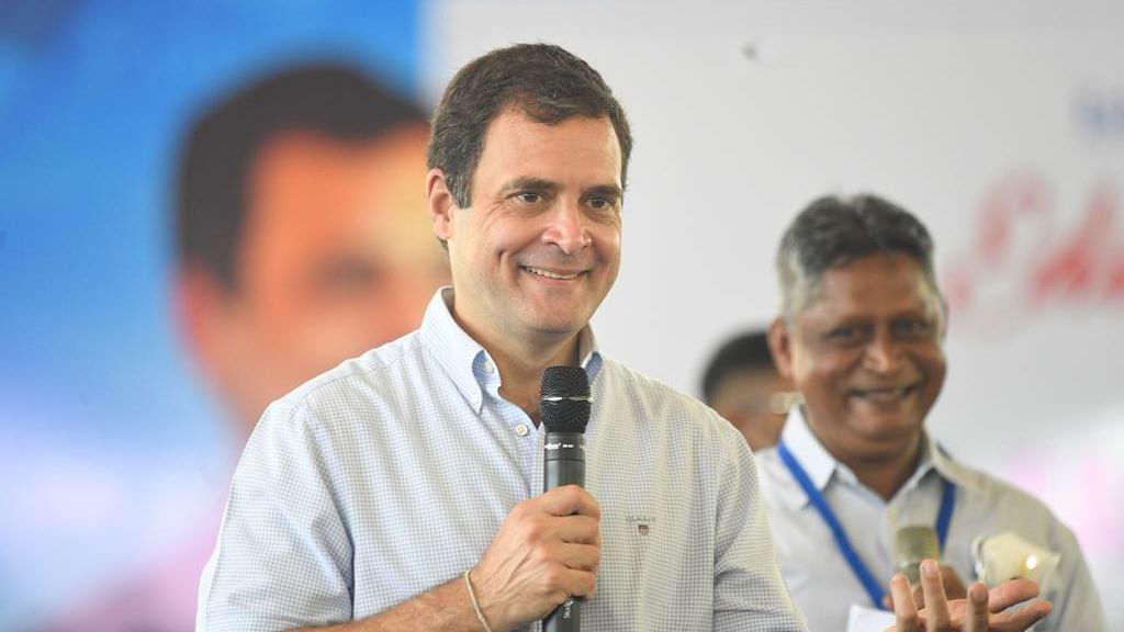 کسان حامیوں کے یہاں چھاپہ ماری پر راہل گاندھی نے یاد دلائے 'تین محاورے'