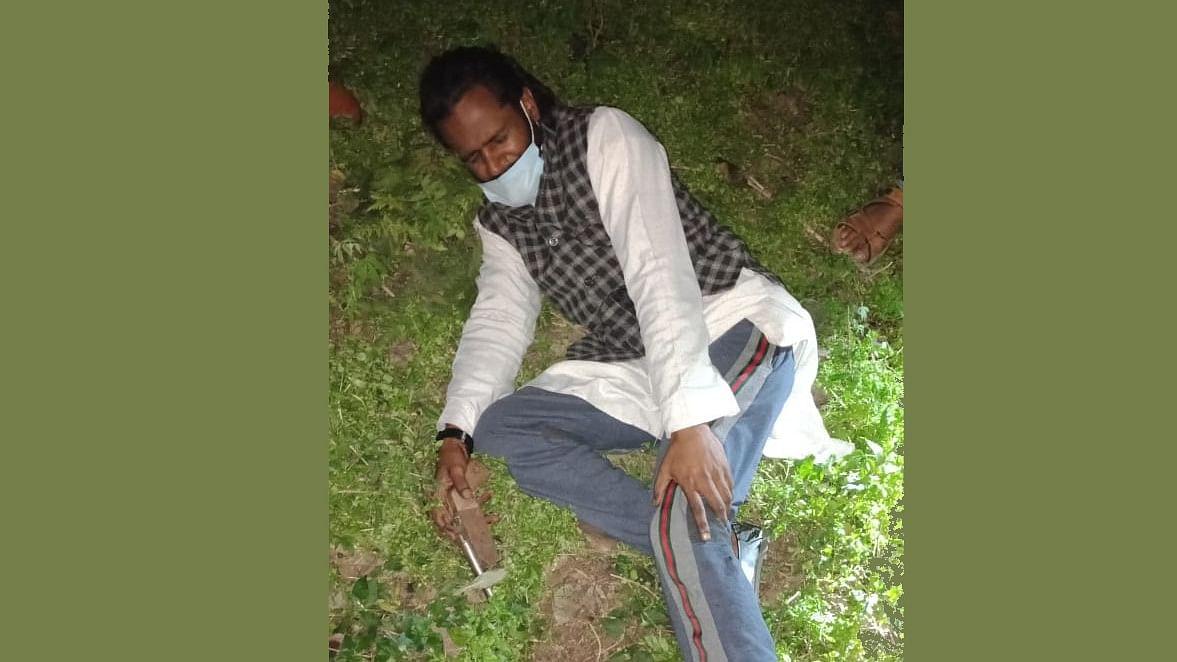 یو پی: پانچ سالہ تابش کا قتل کر لاش مسجد کے گنبد میں چھپانے والا اہم ملزم گرفتار