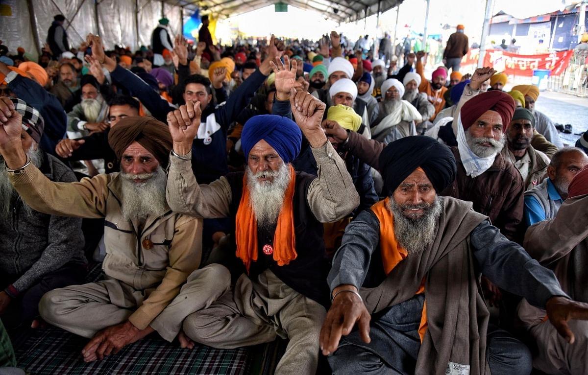 کسان تحریک کو ماؤ نوازوں نے دی حمایت! زرعی قانون کو منسوخ کرنے کا مطالبہ