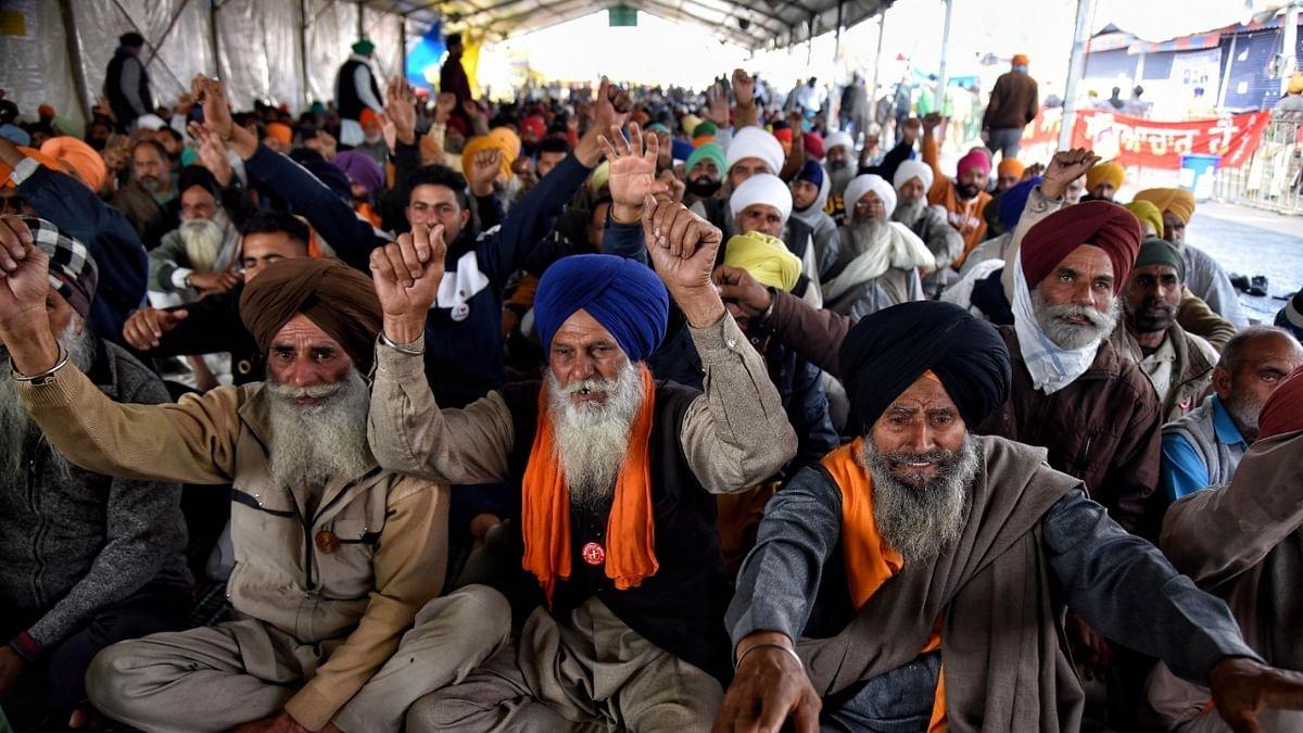 کسان تحریک، فائل تصویر / آئی اے این ایس