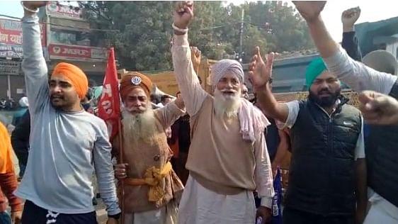 کسان تحریک کے چار ماہ: سنیوکت کسان مورچہ کا 'بھارت بند' کل، مظاہرین پرجوش