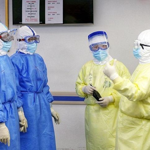 کورونا وائرس / آئی اے این ایس