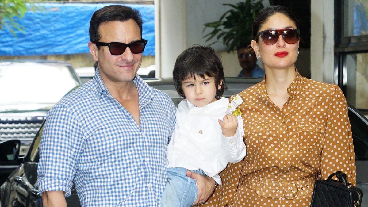 پٹودی خاندان میں پھر گونجی کلکاریاں، سیف علی خان اور کرینہ کپور کے گھر دوسرے بیٹے کی پیدائش