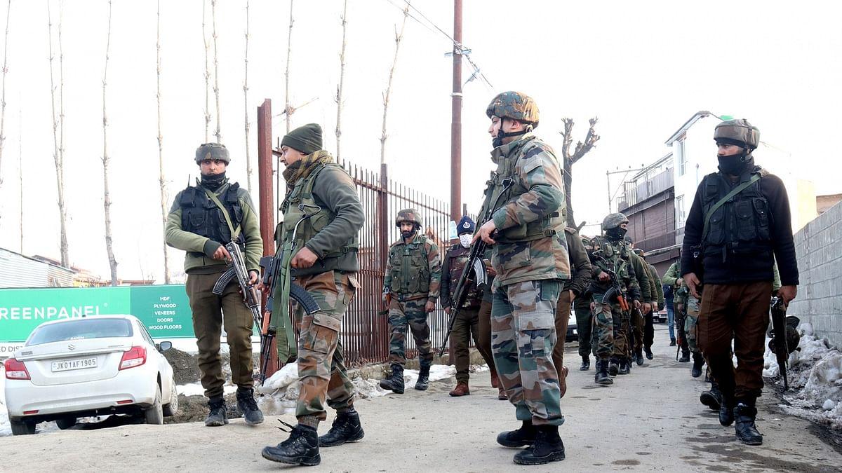 پلوامہ حملے کے بعد سی آر پی ایف میں کئی تبدیلیاں لائی گئیں: آئی جی دیپک رتن