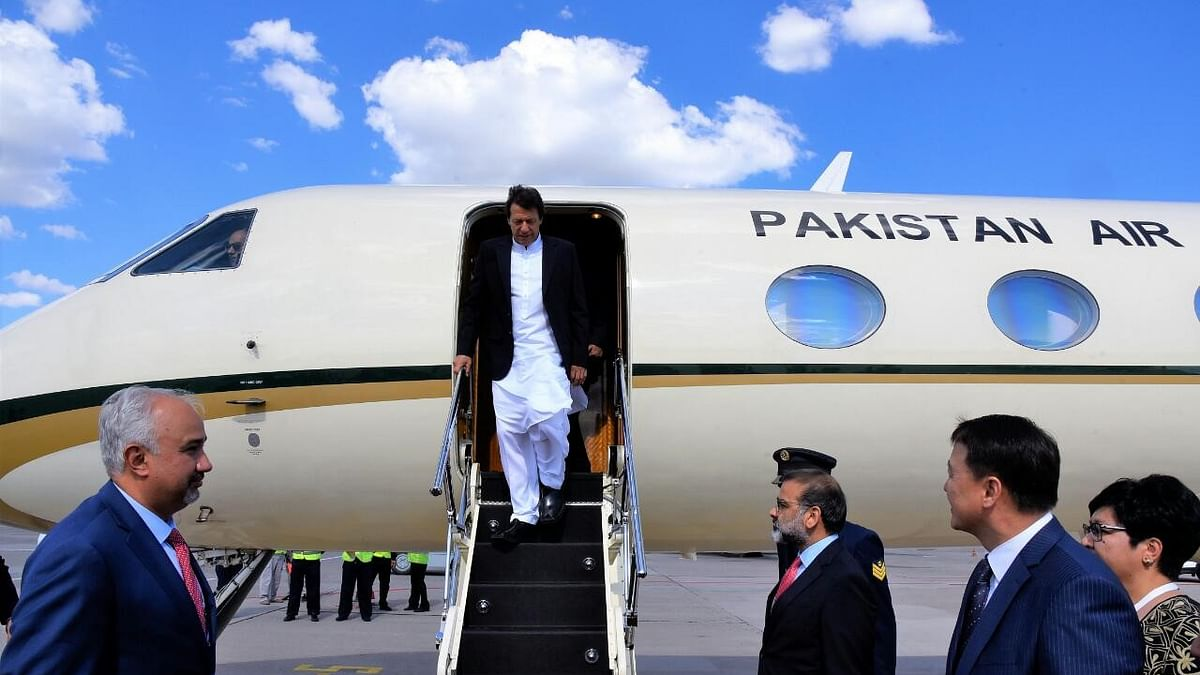پاکستانی وزیر اعظم عمران خان کو سری لنکا دورے کے لیے ہندوستانی فضائی حدود استعمال کرنے کی اجازت