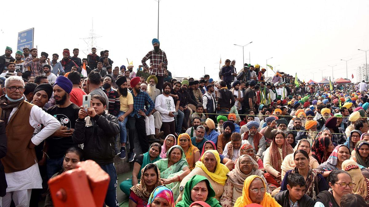 کسان تحریک پر اقوام متحدہ کا پہلا رد عمل آیا سامنے