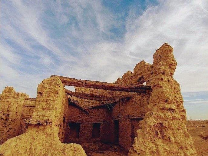 سعودی عرب میں کھجوروں اور چشموں کا 2 ہزار سال پرانا گاؤں