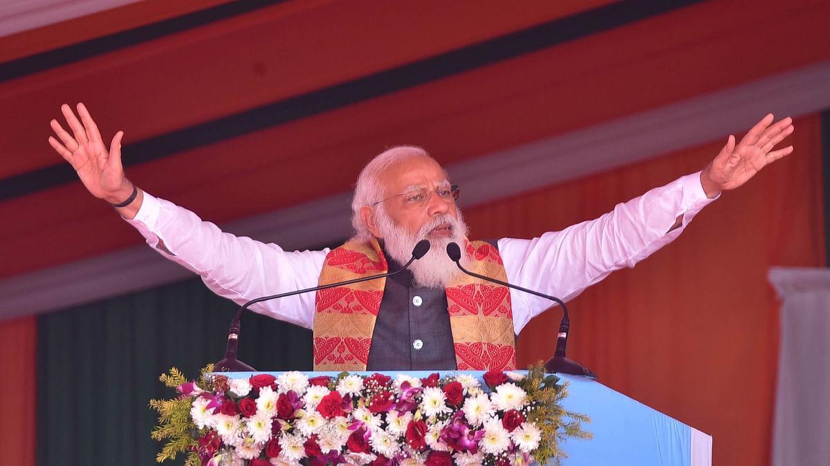 اسمبلی انتخابات سے دو ماہ پہلے بنگال اور آسام میں وزیر اعظم افتتاح اور اعلانات کی کریں گے برسات