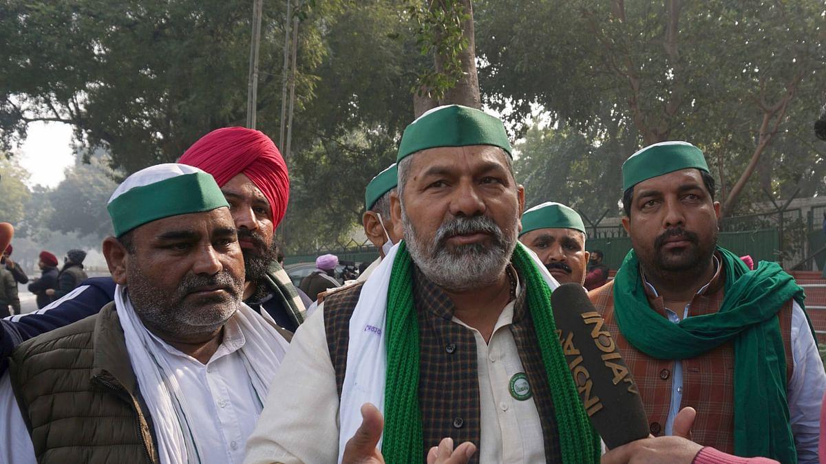 اب تحریک اور کھیتی ساتھ ساتھ چلے گی: راکیش ٹکیت