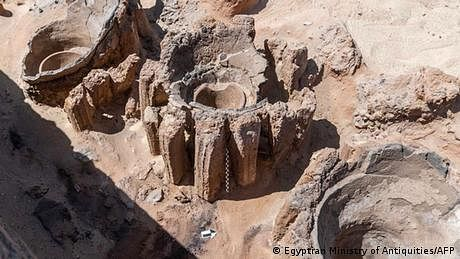 مصر میں پانچ ہزار سال پرانی بیئر فیکٹری کی باقیات کی دریافت
