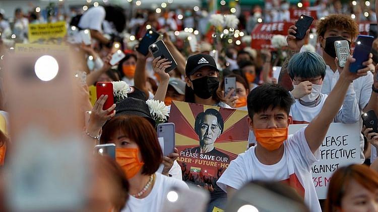 میانمار: تختہ پلٹ مخالف تحریک میں اب تک 500 سے زائد افراد ہلاک، فوجی تشدد جاری
