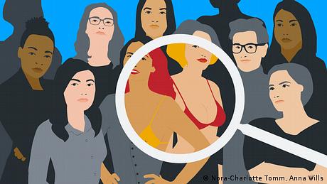 خواتین کے حوالے سے آن لائن سرچ، فقط جنسی تصاویر؟