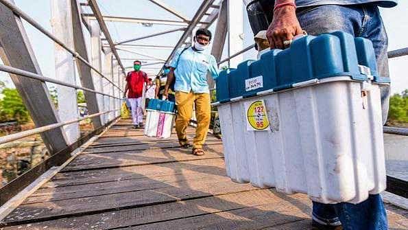 بنگال اسمبلی انتخابات: دوسرے مرحلے کی پولنگ کے لئے تیاریاں مکمل، تمام 30 سیٹوں پر پختہ حفاظتی انتظامات
