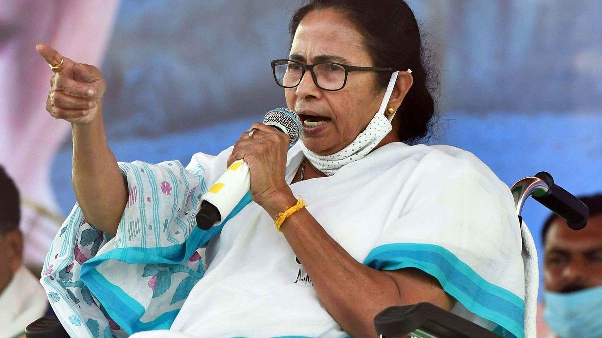 سونیا گاندھی سمیت متعدد قائدینِ حزب اختلاف کے نام ممتا بنرجی کا خط، بی جے پی کے خلاف متحد ہونے کی اپیل