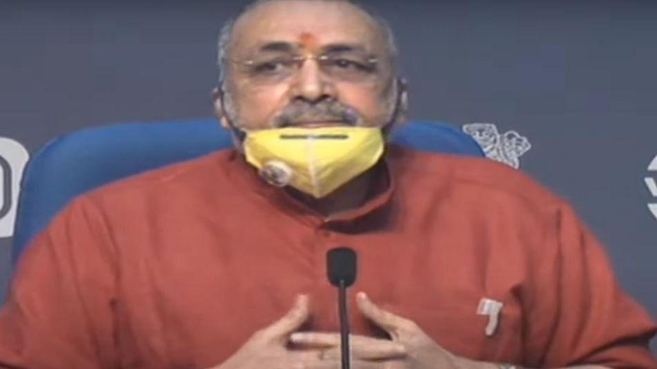 بی جے پی رکن پارلیمنٹ گری راج سنگھ کے متنازعہ بیان پر ہنگامہ