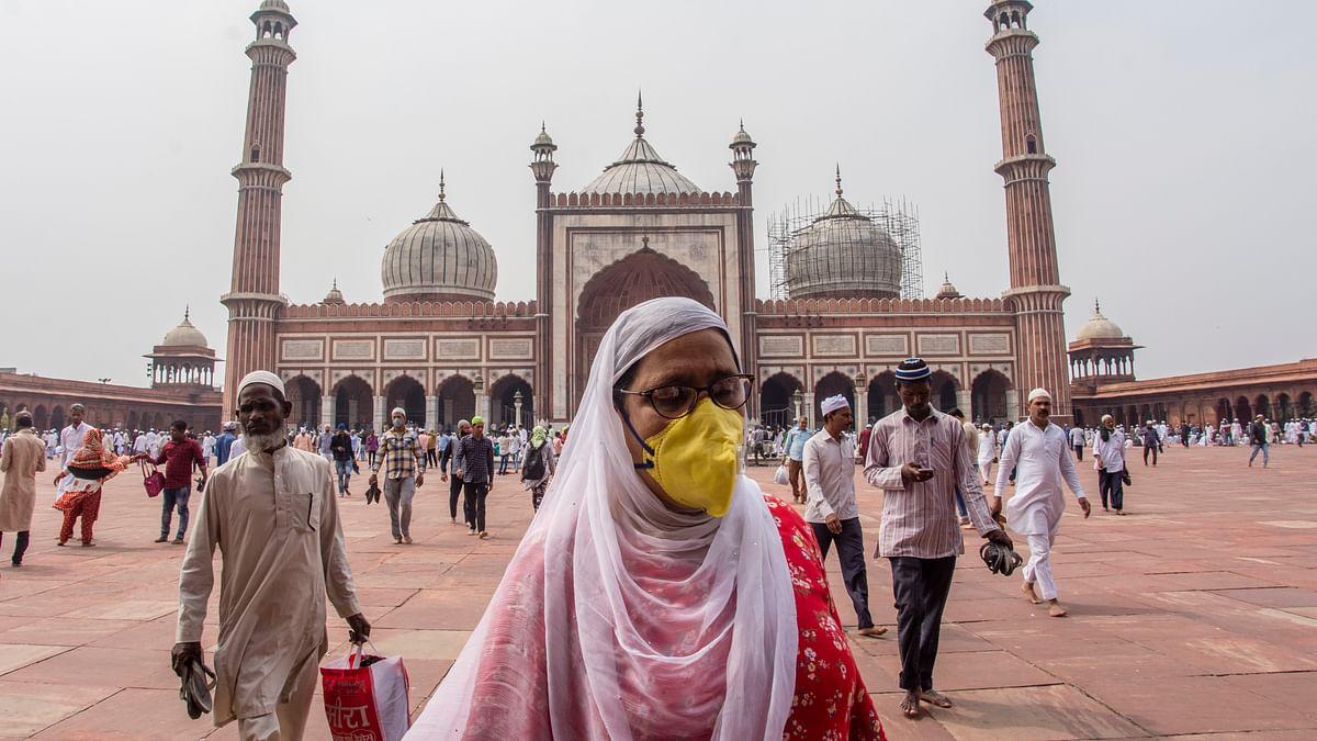 مسلم اقلیت، ہندوستانی مسلمان، جامع مسجد / Getty Images