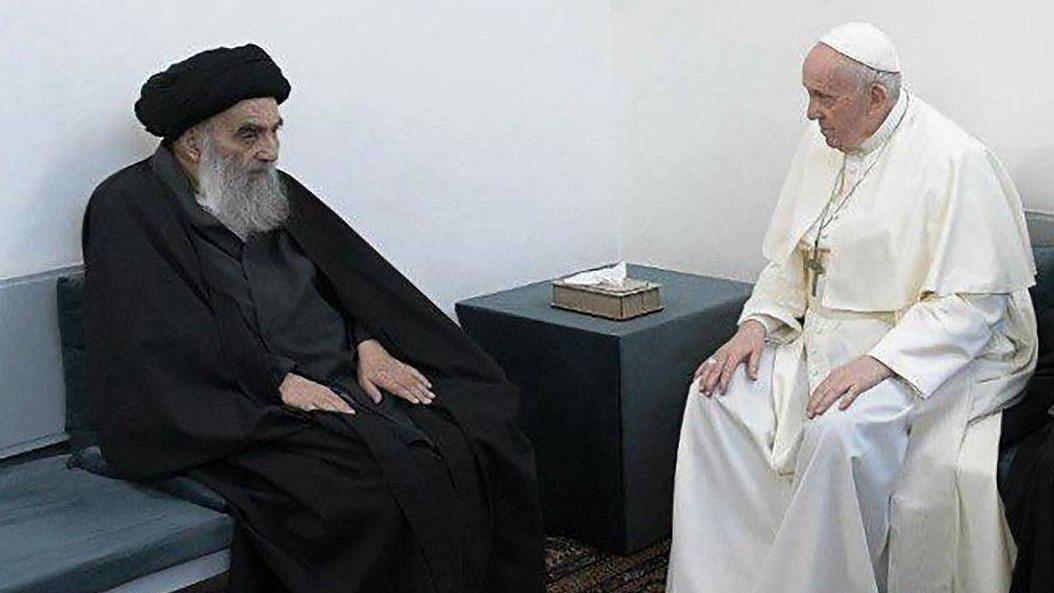 تصویر بشکریہ ٹوئٹر @IraqiGovt