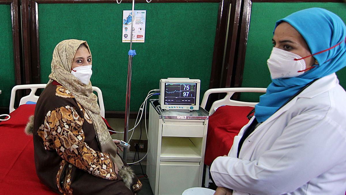 'سرکاری صحت خدمات کے استفادہ میں مسلمان دوسروں سے پیچھے'