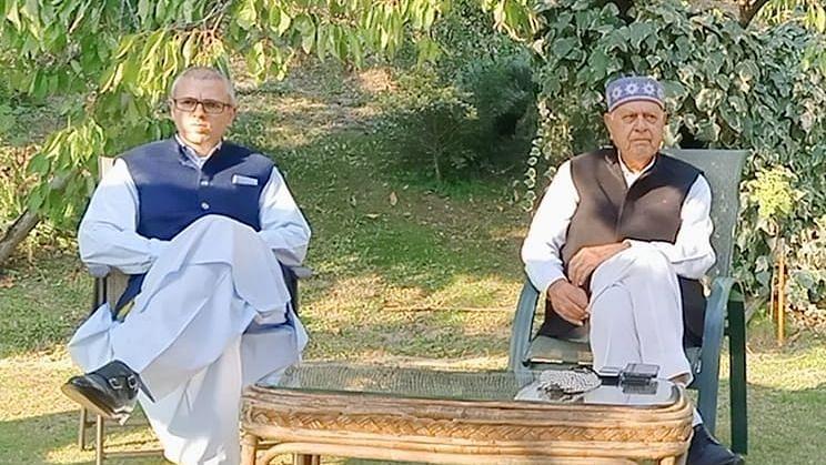 ہندوستان – پاکستان تعلقات میں بہتری خوش آئندہ: عمر عبداللہ