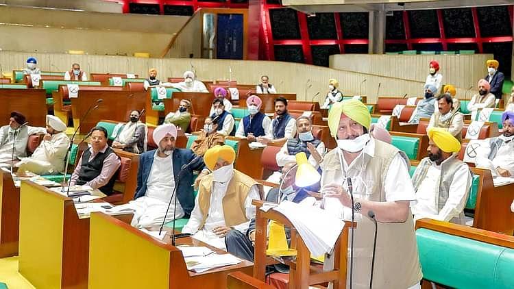 کسان تحریک : کیپٹن امریندر سنگھ کا بی جے پی پر حملہ، کسانوں کی توہین نہ کرنے کی تاکید