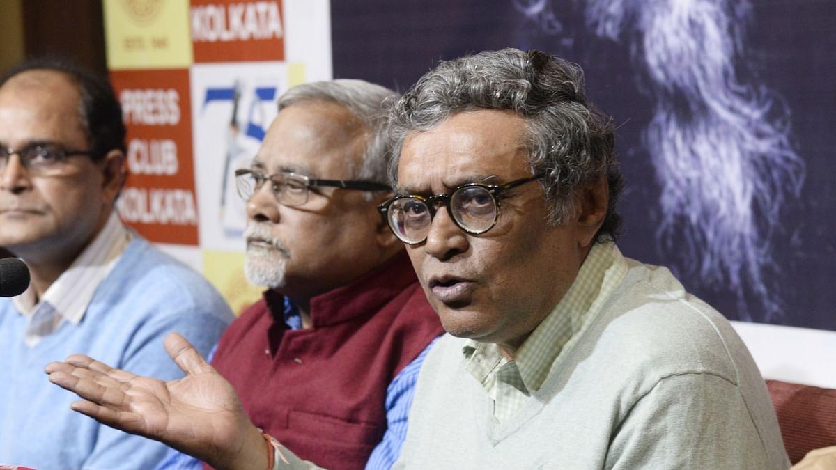 سوپن داس گپتا، تصویر آئی اے این ایس