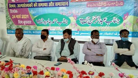'مسلم تنظیمیں قدرتی آفات اور فسادات کے دوران ہندوؤں کی باز آبادکاری پر بھی توجہ دیں'