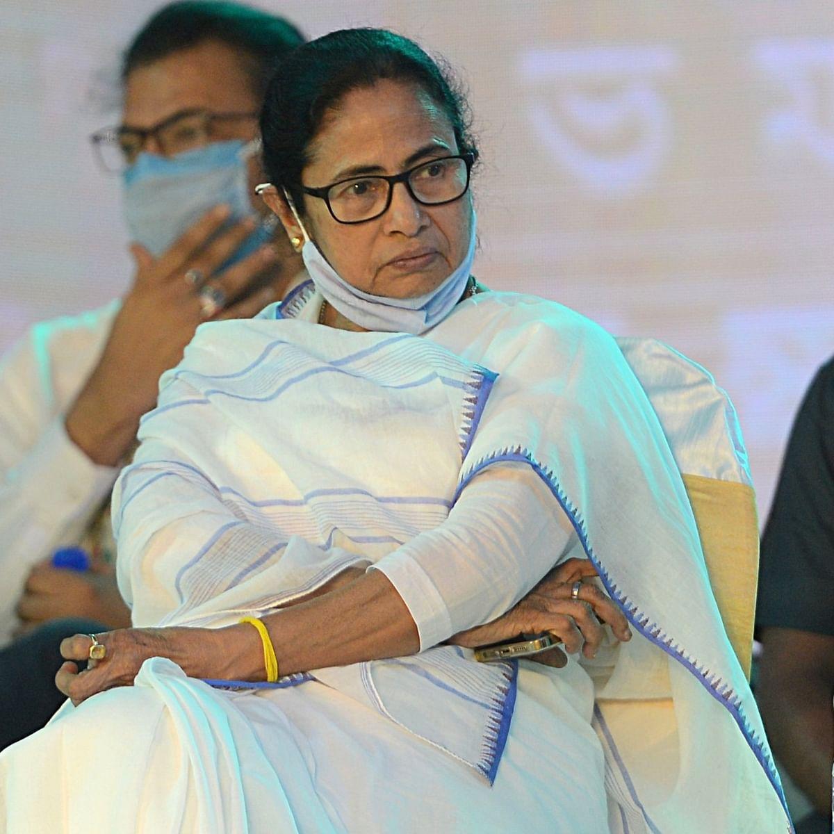 وزیر اعلیٰ بنگال ممتا بنرجی / آئی اے این ایس