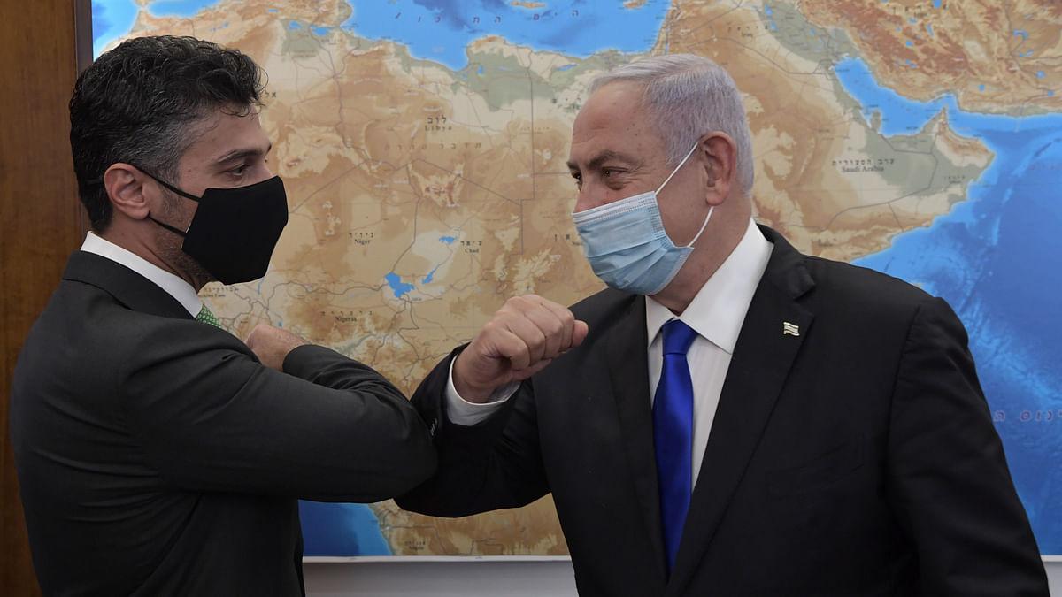 ندائے حق: امارات  میں اسرائیلی کاوشیں