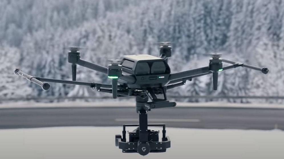 لائن آف کنٹرول اور بین الاقوامی سرحد پر 'اینٹی ڈرون' سسٹم نصب کرنے کی تیاری!