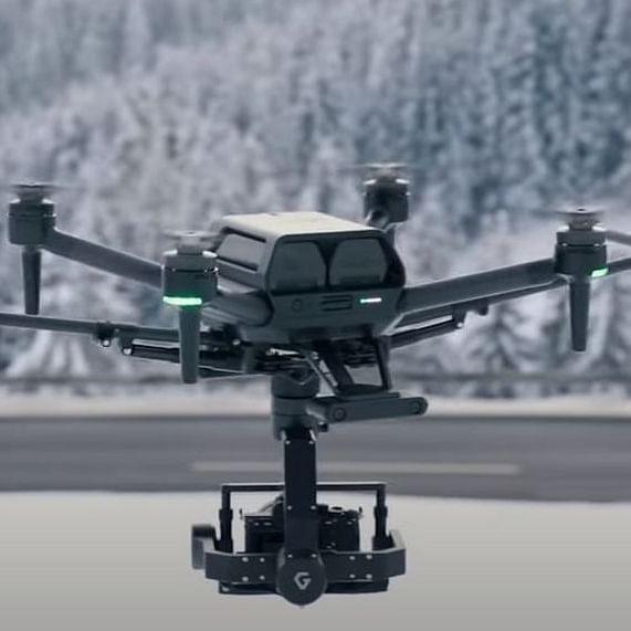 ڈرون، تصویر آئی اے این ایس