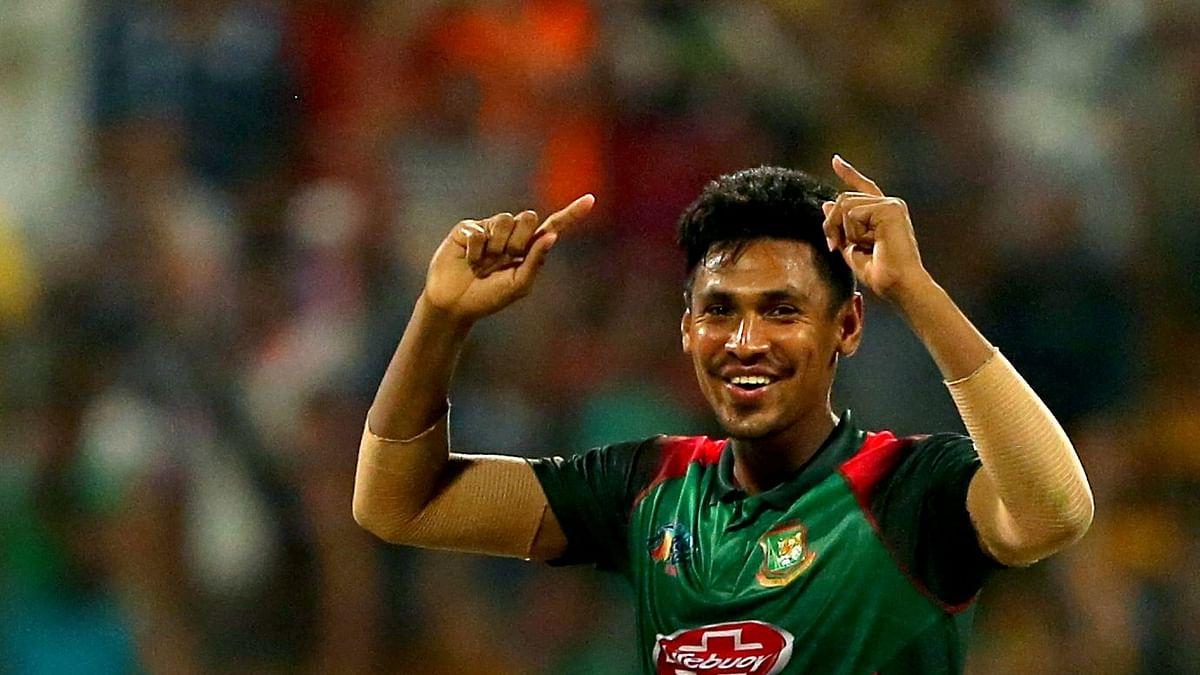 بنگلہ دیش کے تیز گیند باز مستفیض الرحمان کو آئی پی ایل میں کھیلنے کی ملی اجازت