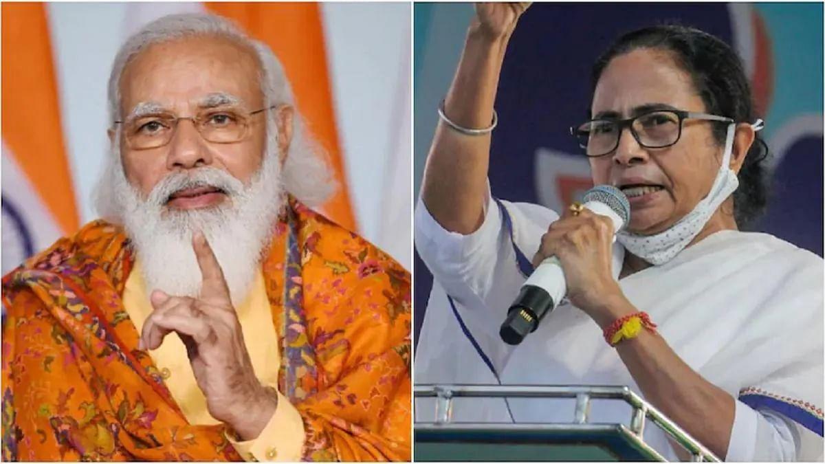 بنگال میں آج دیدی بمقابلہ مودی! وزیر اعظم کی کولکاتا میں ریلی، ممتا بنرجی کا سلّی گڑی میں مارچ