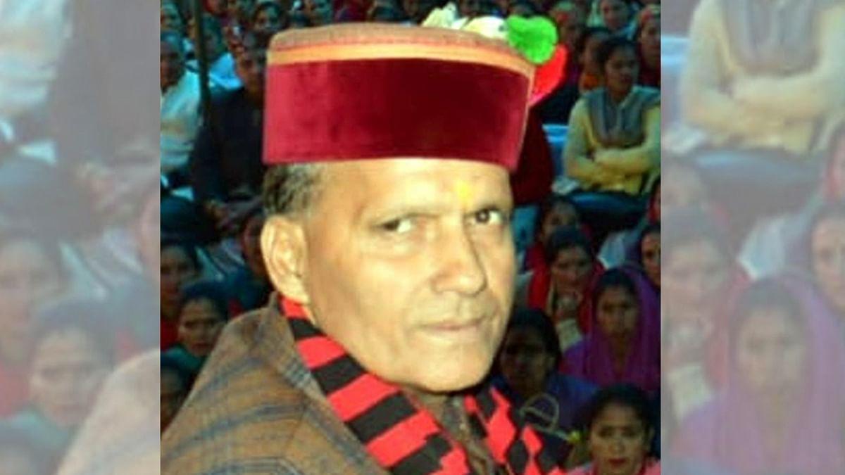 دہلی: بی جے پی کے رکن پارلیمنٹ رام سوروپ شرما کی پُر اسرار موت، پھندے سے لٹکی ملی لاش