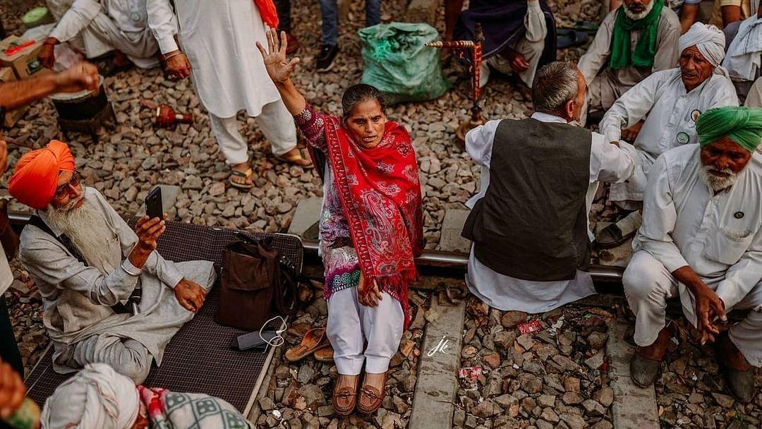 راجستھان میں کسانوں کا 'بھارت بند'، کئی اضلاع متاثر