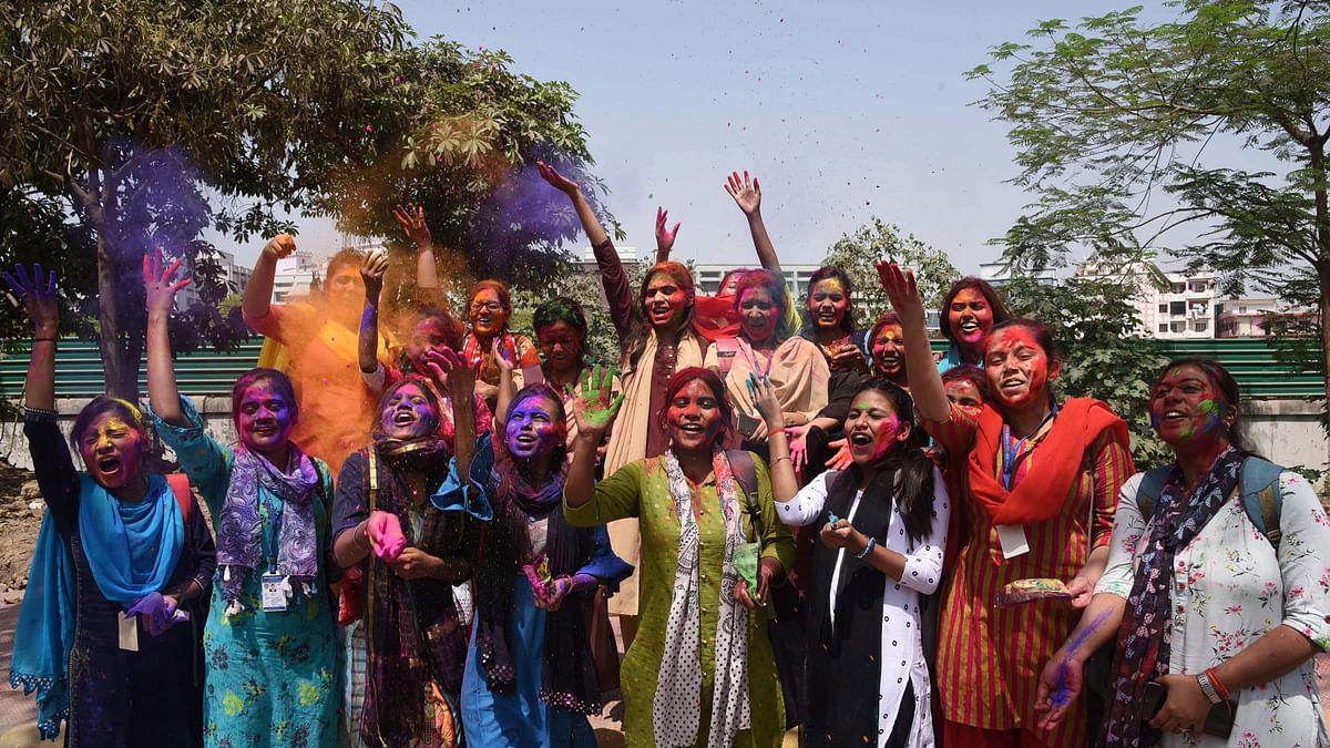 جھارکھنڈ: عوامی مقامات پر 'ہولی' ممنوع، رام نومی کے جلوس پر بھی لگی روک
