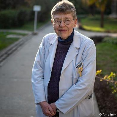 پاکستان: تیس برسوں سے جذام اور تپ دق کے خلاف جنگ میں مصروف جرمن ڈاکٹر