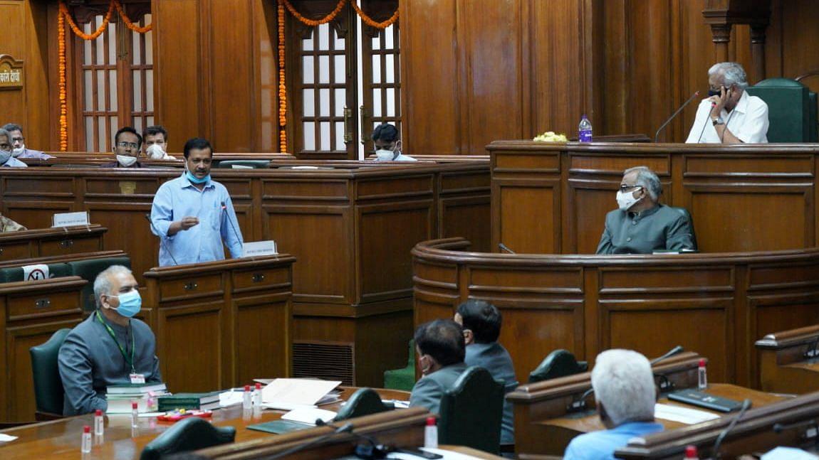 'میں بھگوان رام اور ہنومان کا پرستار ہوں '،وزیر اعلی کیجریوال 'رام راج' کے لیے کوشاں