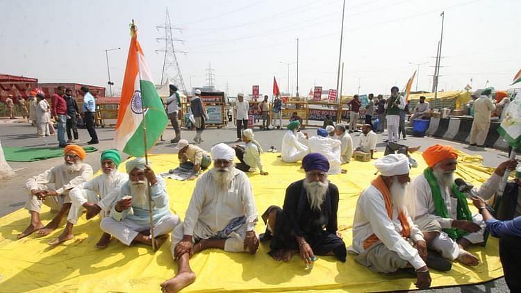 بھارت بند کو کسان لیڈروں نے بتایا کامیاب، سنیوکت کسان مورچہ نے لوگوں سے کہا 'شکریہ'