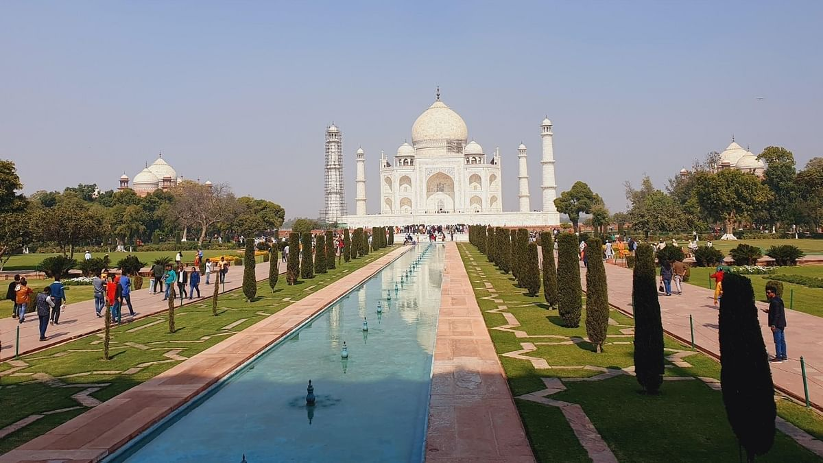 تاج محل کا دیدار بھی ہوگا مہنگا، ٹکٹ کی قیمت بڑھانے پر جلد لگ سکتی ہے مہر