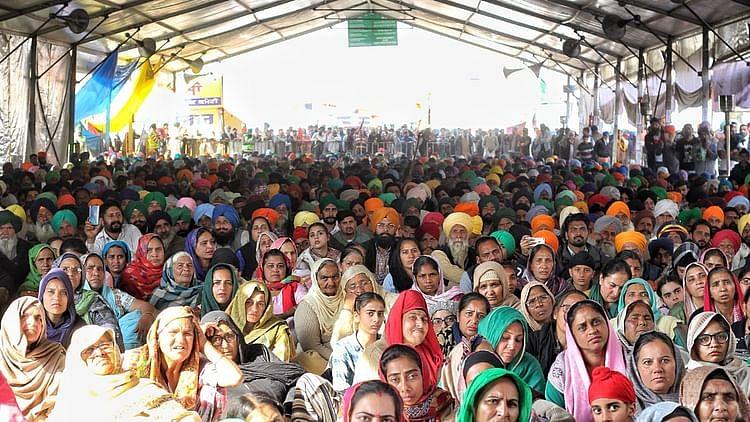 یوم خواتین پر عورتوں کے ہاتھ میں ہوگی کسان تحریک کی باگڈور، 8 مارچ کو سنگھو بارڈر پر کریں گی قیادت